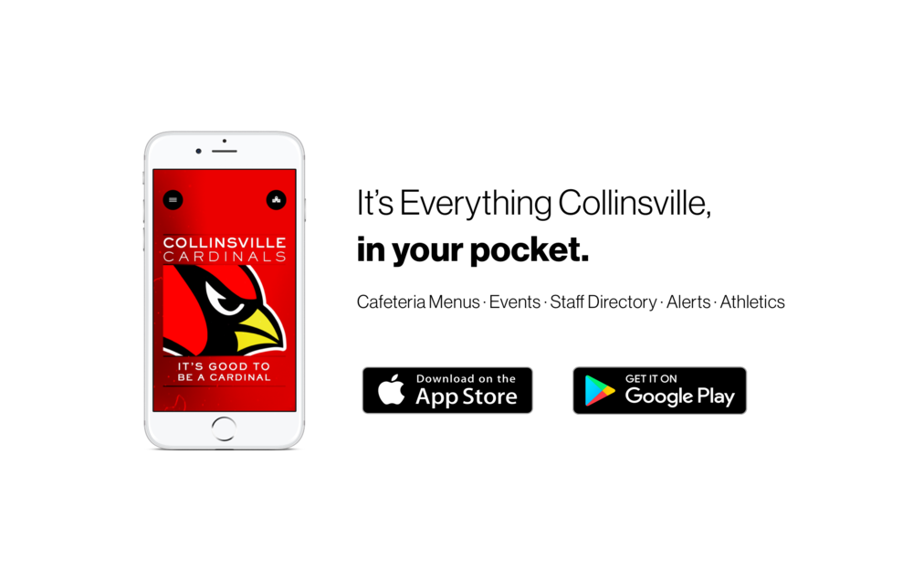 It's Everything Collinsville, in your pocket