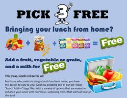 Lunch Box Freebies