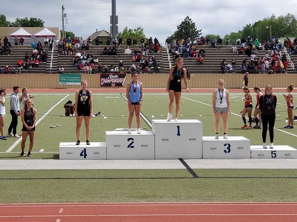 Ramsey Keim places 2nd in pole vault